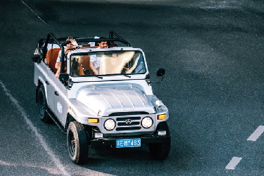 Our vehicles | Shanghai Insiders | Off the beaten path