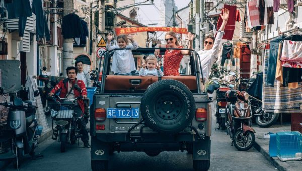 The Little Paris Ride by jeep